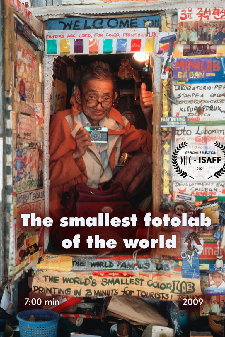 The smallest fotolab of the world